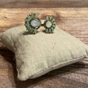 Stella & Dot Zinnia Split Ring